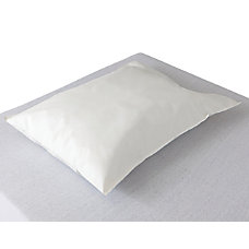 Medline Ultracel Disposable TissuePolyethylene Pillowcases 21