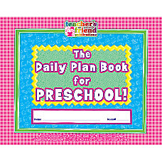 Scholastic Preschool Plan Book 9 12