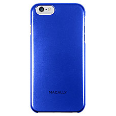 Macally Metallic Snap On Case for