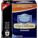 Maxwell House Breakfast Blend Coffee Single