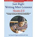 Scholastic Writing Mini Lesson Grades 2