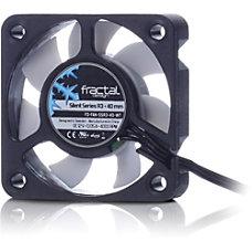 Fractal Design Silent Series R3 40mm