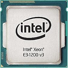 Intel Xeon E3 1220 v3 Quad