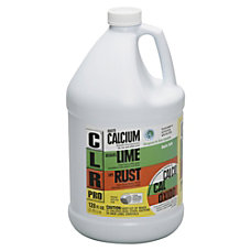 SKILCRAFT CLR Calcium Lime And Rust