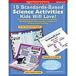 Scholastic Science Activities