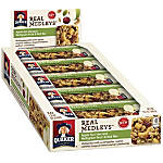 Quaker Real Medleys Multigrain Bars Apple