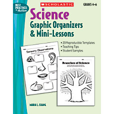 Scholastic Science Graphic Organizers