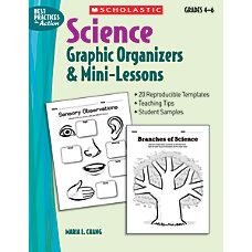 Scholastic Science Graphic Organizers