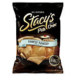 Stacys Pita Chips Naked 15 Oz