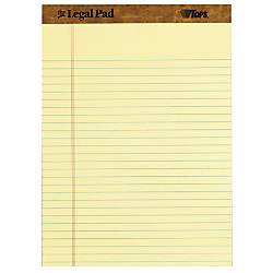 TOPS Letr trim Perforated Legal Pads