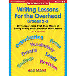 Scholastic Writing Lesson Overhead Grades 2