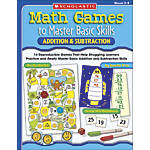 Scholastic Math Games AdditionSubtraction