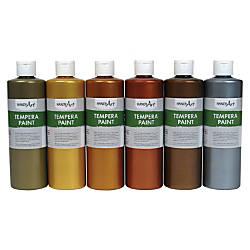 Handy Art Metallic Tempera Paint 6