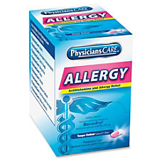 PhysiciansCare Allergy Relief Tablets For Allergy