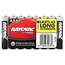 Rayovac Ultra Pro Alkaline AAA Batteries