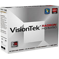 Visiontek 900356 Radeon HD 5450 Graphic