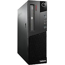 Lenovo ThinkCentre M93p 10A90016US Desktop Computer