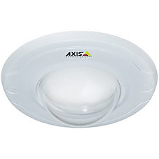 Axis White Cover with Clear Transparent