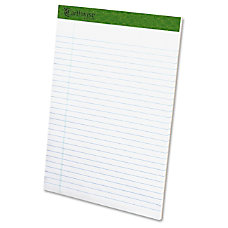TOPS Recycled Perforated Pads 50 Sheets
