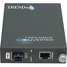 TRENDnet Intelligent 1000Base TX to 1000Base