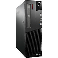 Lenovo ThinkCentre M83 10AM0009US Desktop Computer