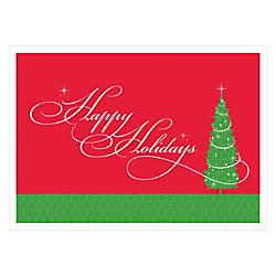 Sample Holiday Card Christmas Magic