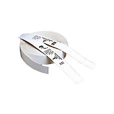 Zebra Wristband Polypropylene 075 x 11in
