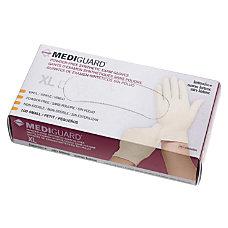 MediGuard Powder Free Vinyl Synthetic Exam
