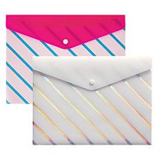 Divoga Poly Snap Letter Envelope Sweet
