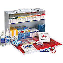 First Aid Only 2 Shelf First