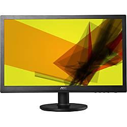 AOC e2260Swda 215 LED LCD Monitor