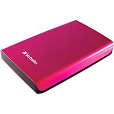 Verbatim 500GB Store n Go Portable