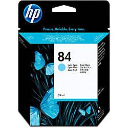 HP 84 Original Ink Cartridge Single