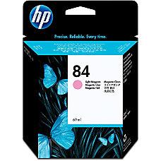 HP 84 Light Magenta Ink Cartridge
