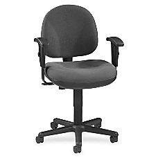 Lorell Millenia Series Pneumatic Task Chair