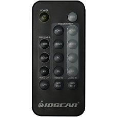 Iogear IR Remote Control for Wireless