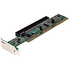 StarTechcom PCI X to x4 PCI