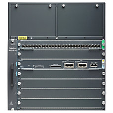 Cisco Catalyst WS C4507RE Chassis
