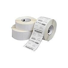 Zebra Label Polyester 2 x 1in