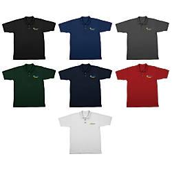 Unisex Pique Polo Shirt