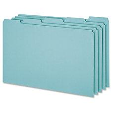 Pendaflex 15 cut Blank Tab Legal