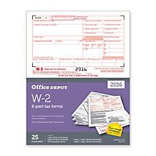 Office Depot Brand W 2 InkjetLaser