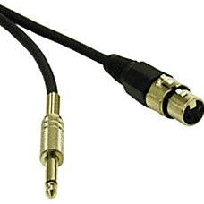 C2G 25ft Pro Audio XLR Female