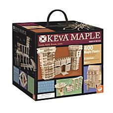 KEVA Maple Plank Set 400 Plank
