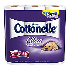 Kleenex COTTONELLE 2 Ply Bathroom Tissue