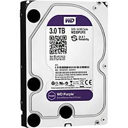 WD Purple 3TB 35 Internal Hard