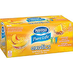 Nestl Waters Pure Life Exotics Sparkling