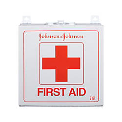 Johnson Johnson Occupational First Aid Kit