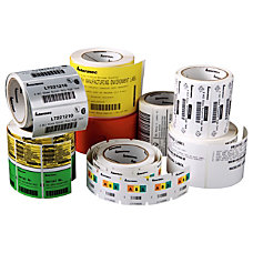 Intermec DuraTRAN II Gloss Polyester Label