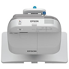 Epson PowerLite 575W LCD Projector 720p